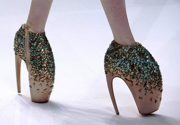Туфли леди гага фото
