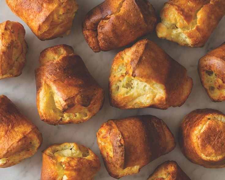 Whether you harbor a passion for eggs that fuels your mornings or are simply an admirer from afar, you'll want a copy of The Perfect Egg. Try this perfect savory popover recipe full of creamy…