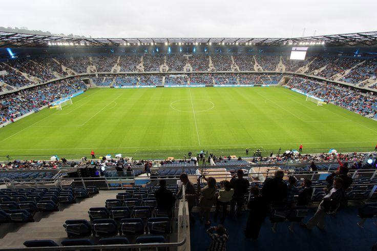 Stade Océane, Le Havre, Francia. Capacidad 25,178. Equipo local Le Havre AC.