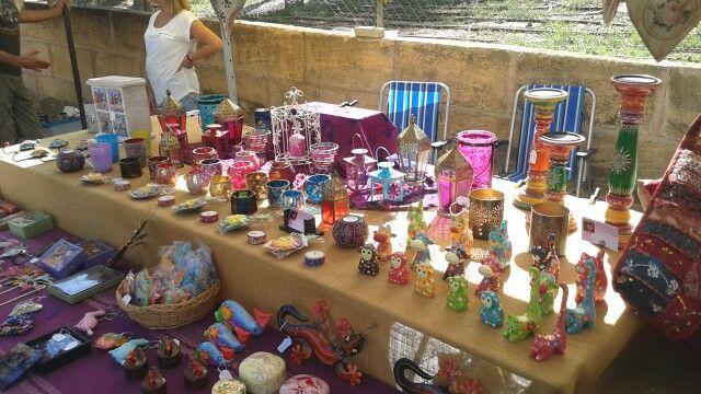 Peguera market