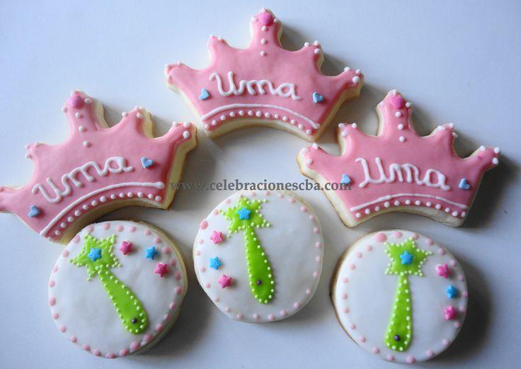 Coronas y Varitas de hada para celebrar el cumple de tu princesa ...