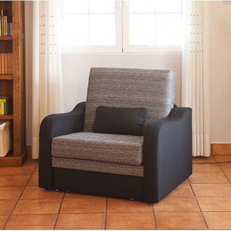 M s de 1000 ideas sobre cama 1 plaza en pinterest divan for Sillon cama 2 plazas y media