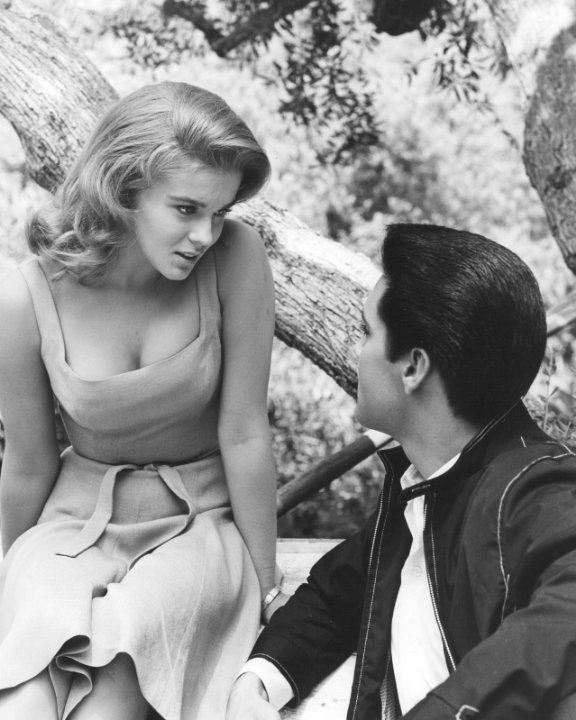 "Elvis Presley and Ann-Margret ""Viva Las Vegas"""