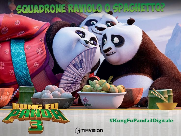 #TIMvision #KungFuPanda3 #KungFuPanda #cartoon #cinema