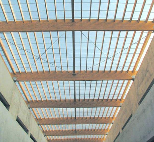 Architecture Translucent Roofing Sheet Corrugated Pertaining