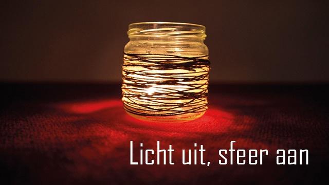 Zelf gezellige lampjes maken! Inspiratie van Rok en Rol op Vitaya!