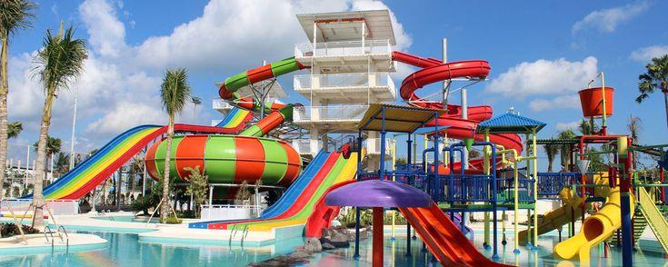 Splash Water Park, Bali