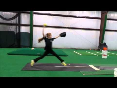 how to teach softball to beginners