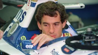 """""""Senna wilde eigenlijk niet racen"""""""