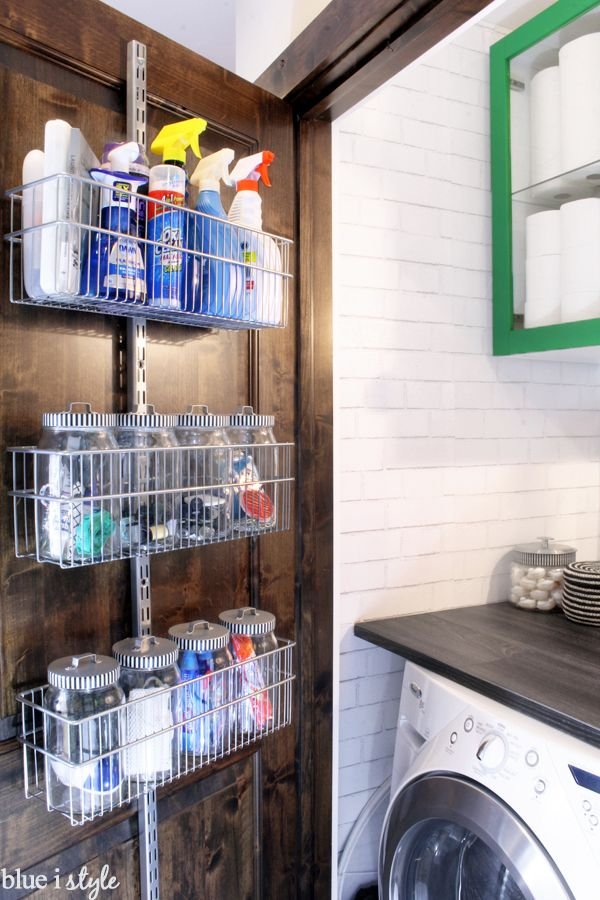 Laundry Closet Makeover In 2020 Laundry Closet Organization Laundry Room Storage Shelves Room Storage Diy