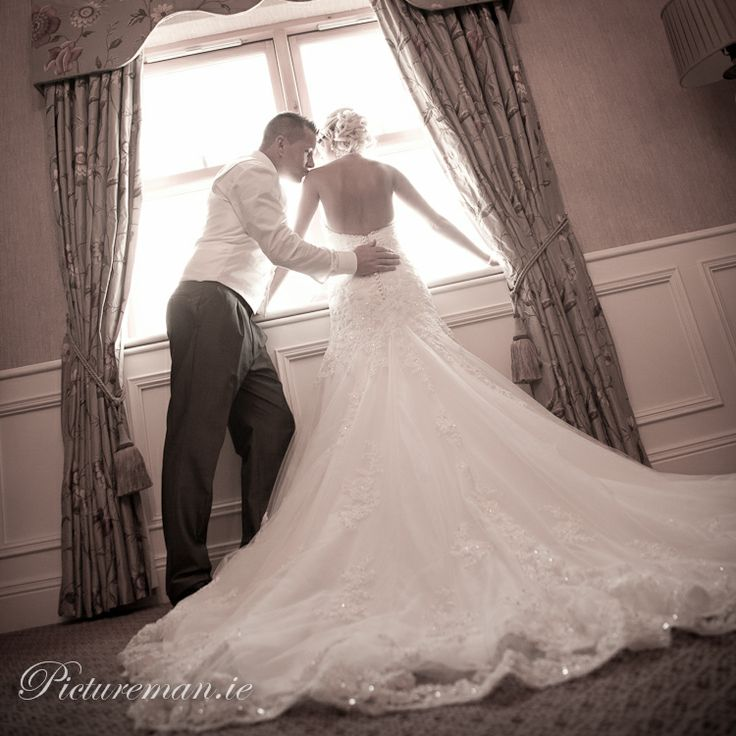 An intimate moment just for the newly weds, Elaine & Kenneth #realwedding