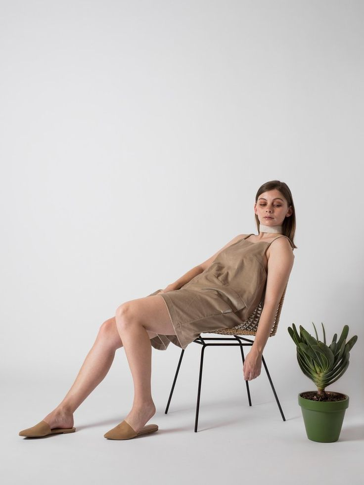 HIGH PLAYSUIT TAUPE #sibedthreads #sibedclothing #linen #madeinNewZealand #womansclothing