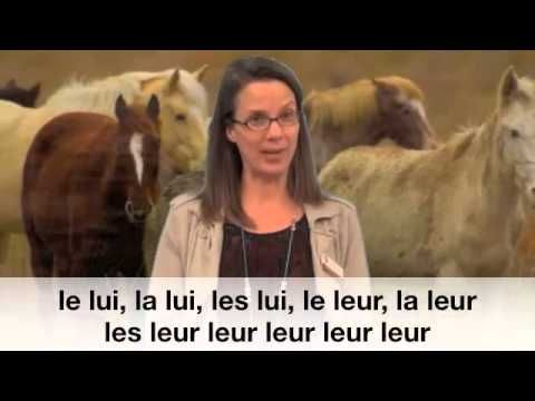 "Pinner wrote, ""THANK YOU for inventing this, whoever you are."" The French D.O. & I.O. Horsey Song! - YouTube"
