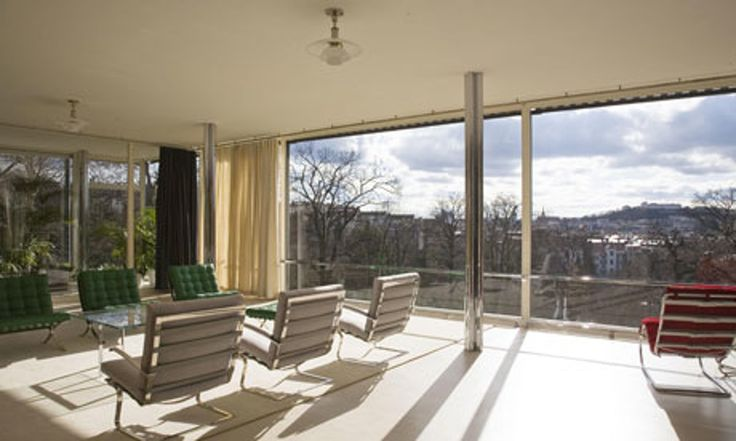 17 best images about archi mies van der rohe on for Design apartment udolni brno