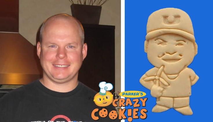 Favors - 40th birthday Ideas - Custom Cookies - University of Miami ...