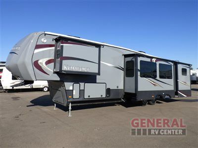 Used 2013 Dutchmen RV Komfort 3530FBH Fifth Wheel at General RV | Birch Run, MI | #130202