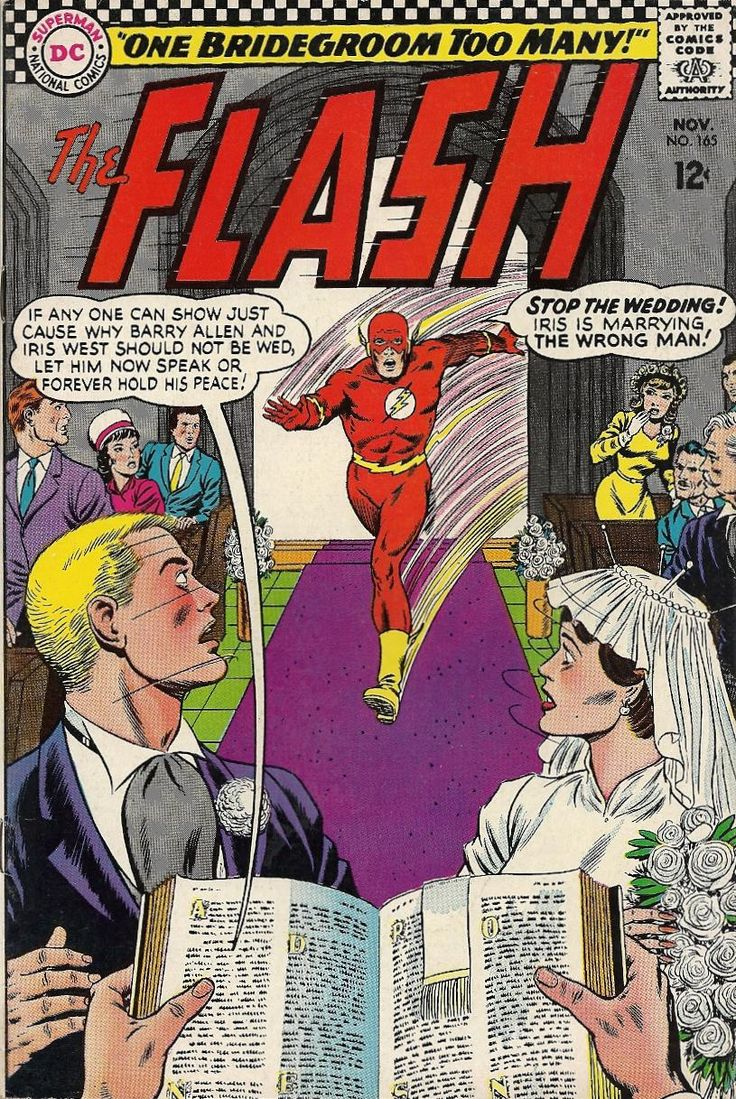 Flash 165 Comic Cover hi-res