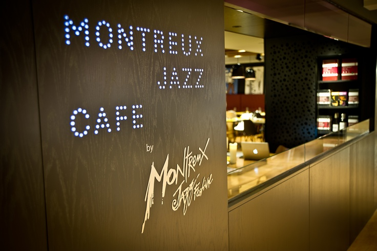 Montreux Jazz Café at Harrods © 2012 FFJM - ArnaudDERIB