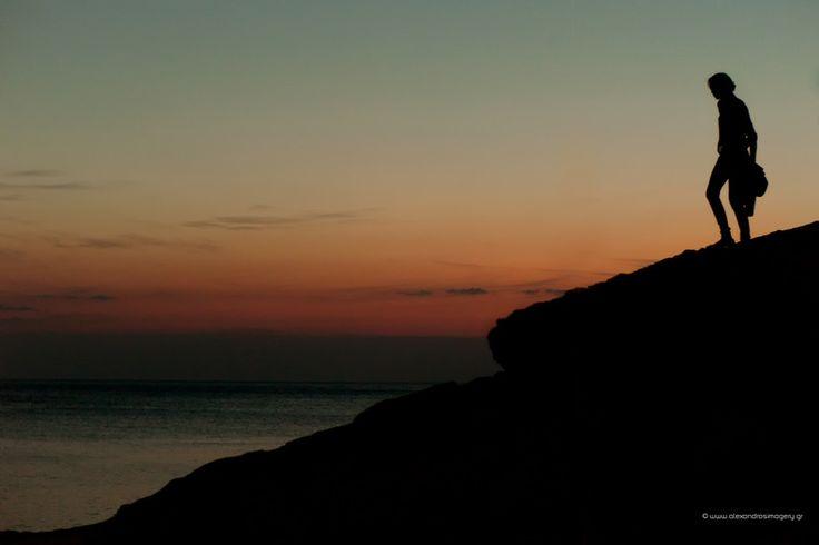 sunset in Maronia by Alexandros Parotidis on 500px