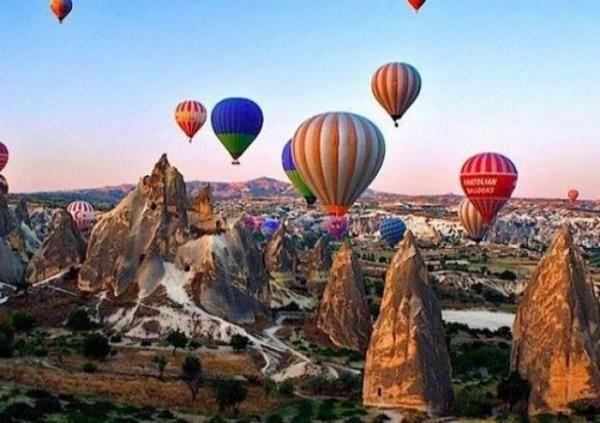 Empat Negara Ini Miliki Wisata Seru Balon Udara