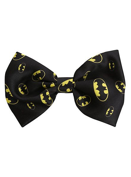 DC Comics Batman Logo Hair Bow | Hot Topic, I batman and I have also developed a love for bows, really love my bow