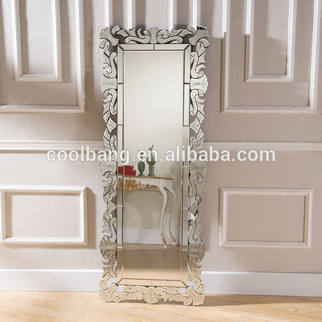 Source Antique floor standing full length cheap dressing mirror for sale on m.alibaba.com