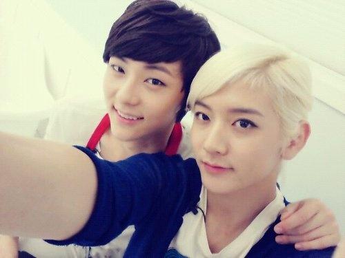 NU'EST MinHyun, Ren