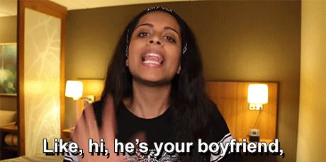 TEN!! Keep own your life and your own friends. | 12 Pieces Of Dating Advice We Learned From YouTube Star Lilly Singh