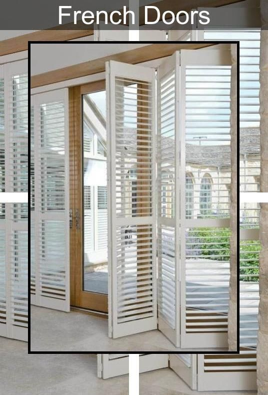 Patio Doors Sliding Glass Doors Pantry Door Replacement In 2020 Patio Door Shutters French Door Coverings French Door Shutters