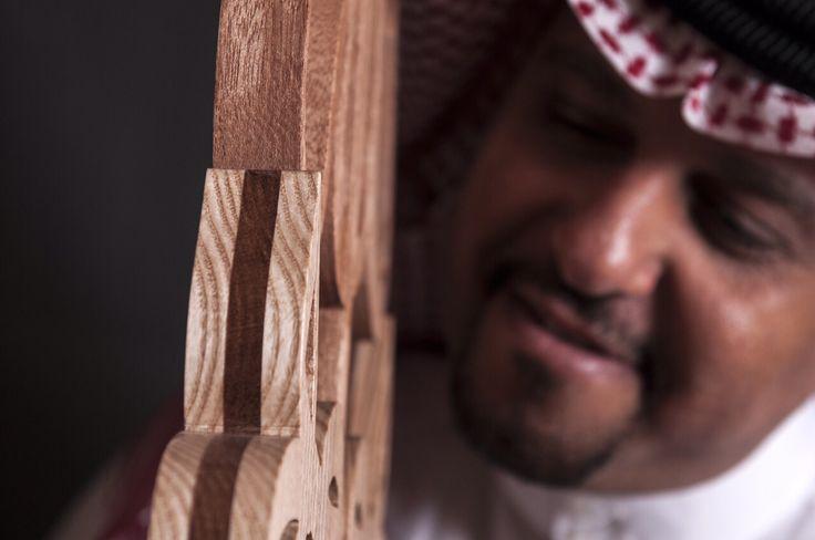 هو الله الخطاط عباس بغدادي تنفيذي بالخشب