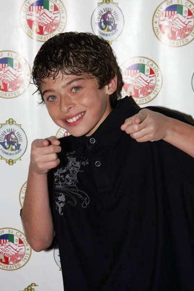 Raymond Ochoa (born October 12, 2001) is an American child actor. He has appeared in various commercials, television shows and movies. He is probably best known for his roles in 10 Items or Less, and Merry Christmas, Drake and Josh
