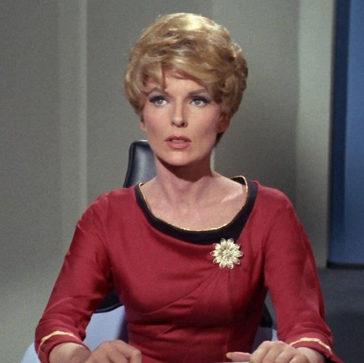 Joan Marshall (Areel Shaw)