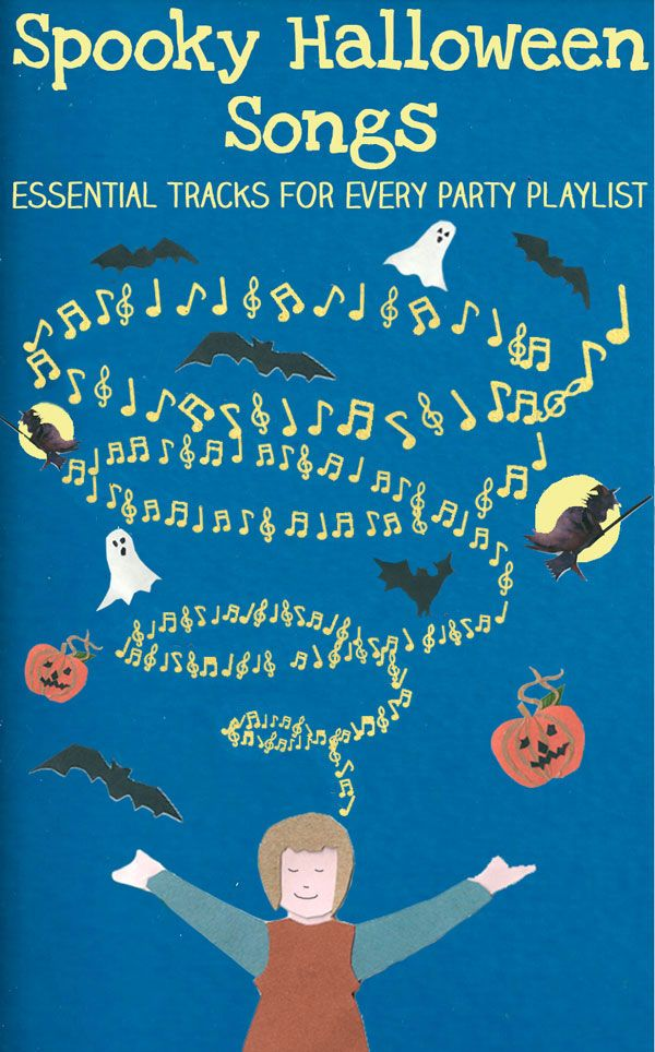 13 Spooky Tracks to Play at Halloween - Kids Songs for Halloween
