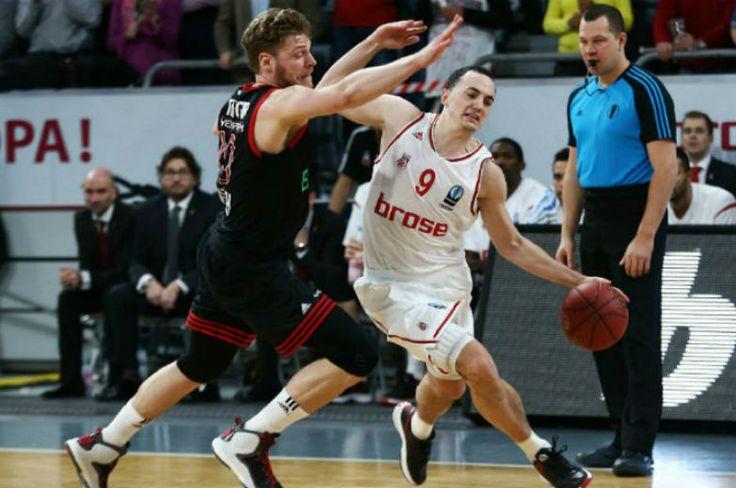Basketman: Η Μπάγερν θα παλέψει για το 'μπρέικ'