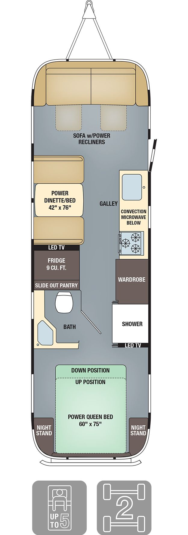 20 best airstream blueprints images on pinterest airstream