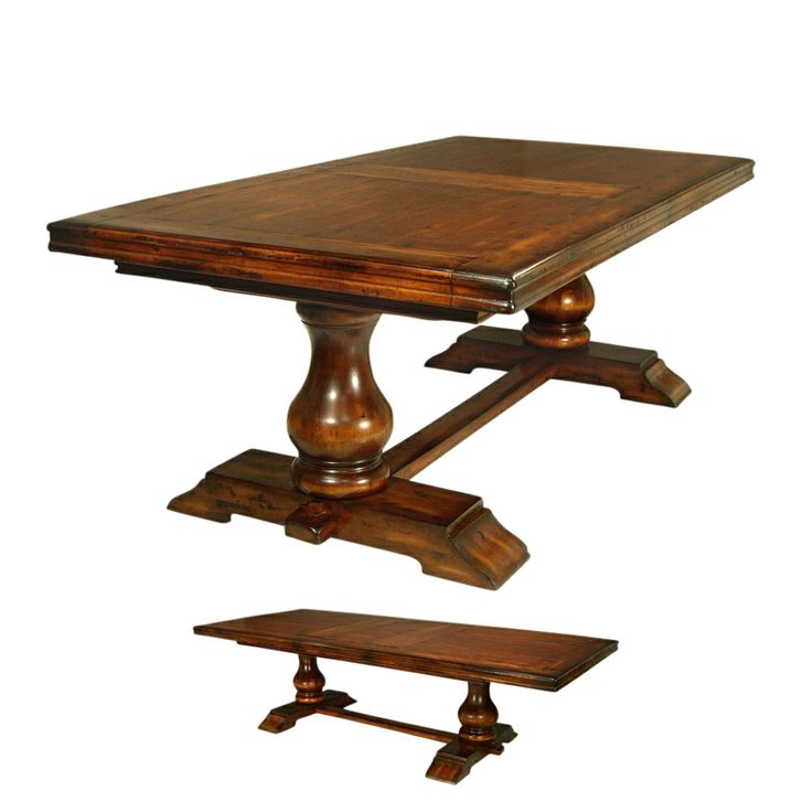 Tuscan Style Dining Room Table, Tuscan Style Table, Old World Style Dining  Room Table