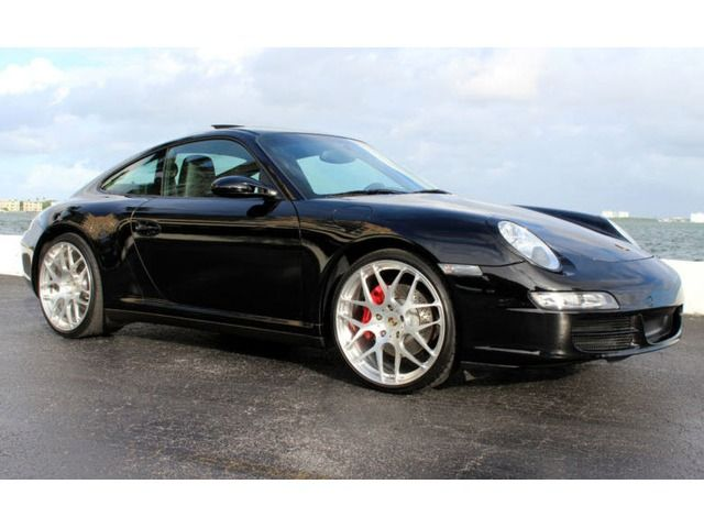 2008 Porsche 911 Carrera 4S Coupe 997                                                                                                                                                      More