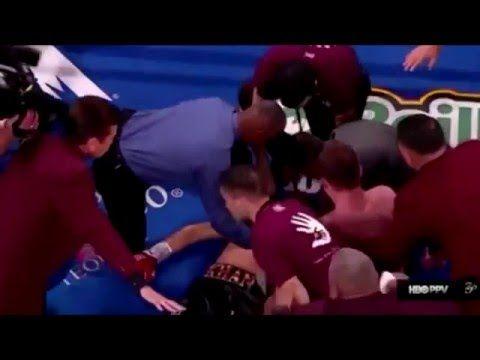 Canelo vs Kha Knockout 2016