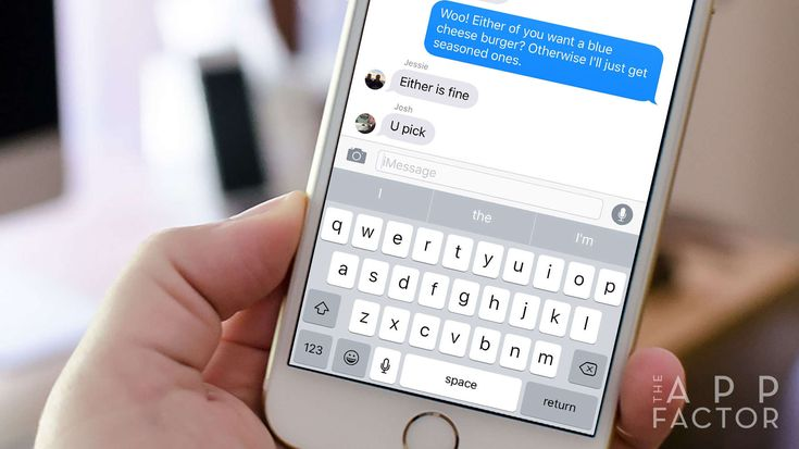 Eliminate 'iPhone storage full' by limiting the Messages app