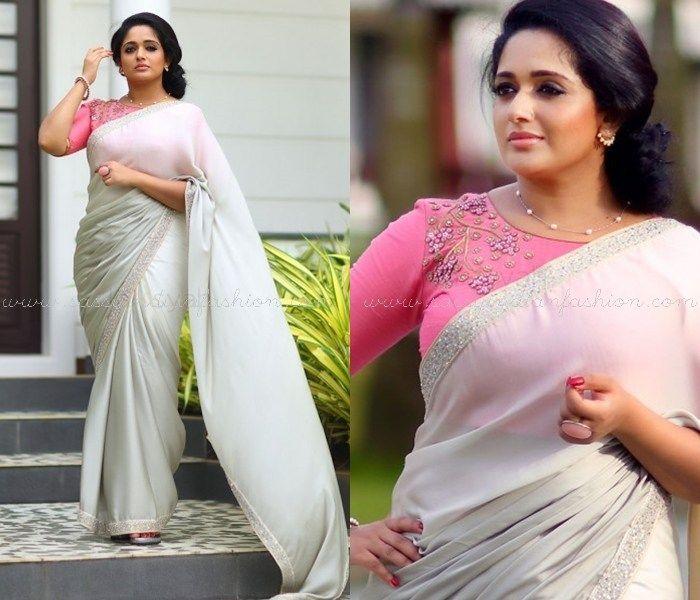Kavya Madhavan laksyah Sarees Online Shopping