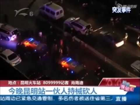 knifing attack china railway station 27 dead