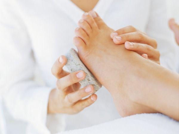 Tips for soft feet