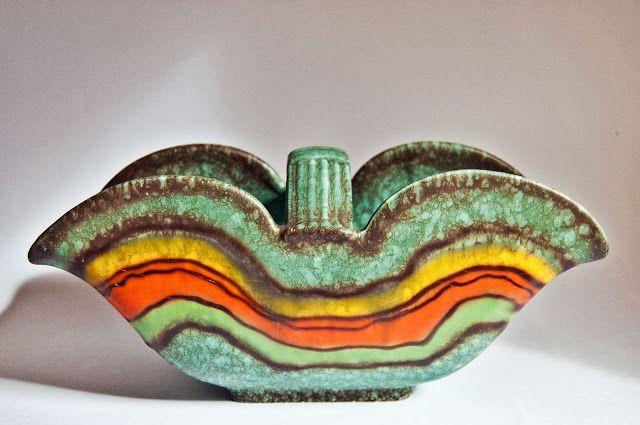 Retro Pottery Net: Czech Deco - Ditmar Urbach