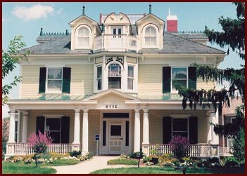 Historic Properties Rental Services: Clark House - possible rehearsal dinner location