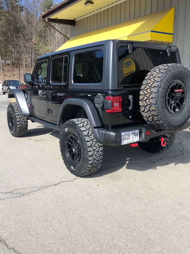 BLACK Wrangler JL Club Page 7 2018+ Jeep Wrangler