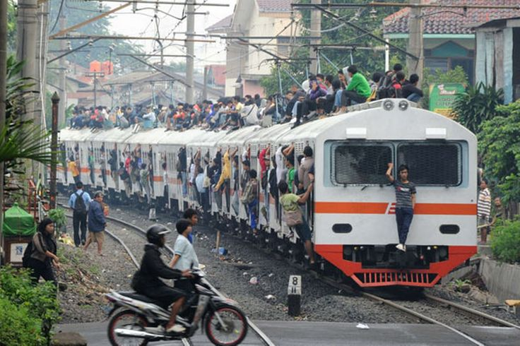 jakarta train - Google Search