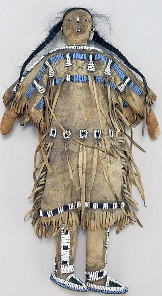 Sioux, Northern Plains Doll.