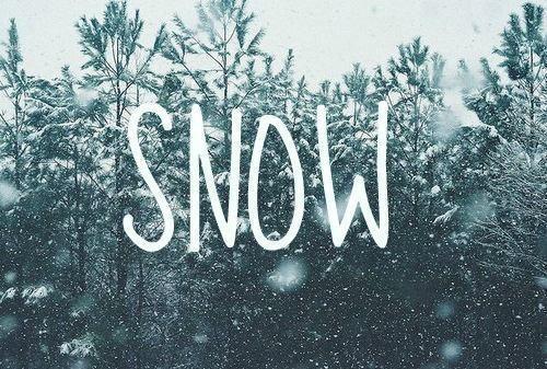 snow #winter #hiver #zima