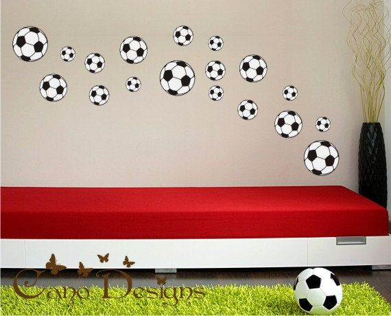 22 best soccer-balls-sport images on Pinterest Soccer party - fantasievolle mobel sicis