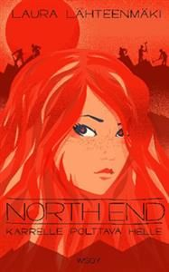 Karrelle polttava helle päättää North End trilogian, jonka avausosa Niskaan putoava taivas oli Topelius-palkintoehdokkaana 2012.